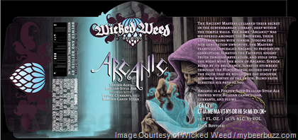 Image result for wicked weed arcaniCS