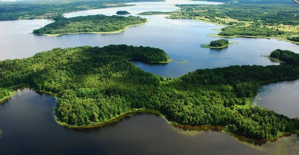 Селигер озеро