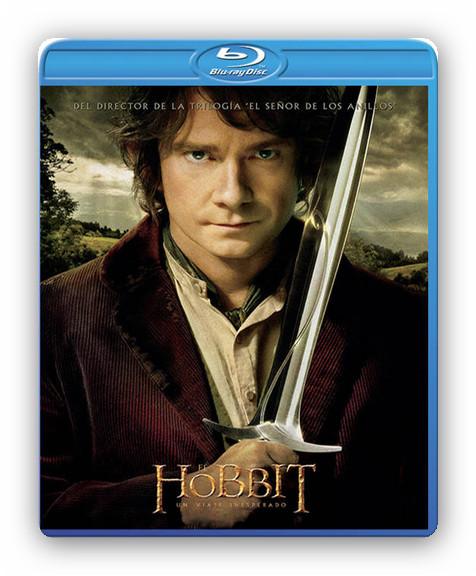El hobbit: Un viaje inesperado [BDRip 1080p][Dual AC3.DTS][Subs][Fantas�a][2012]