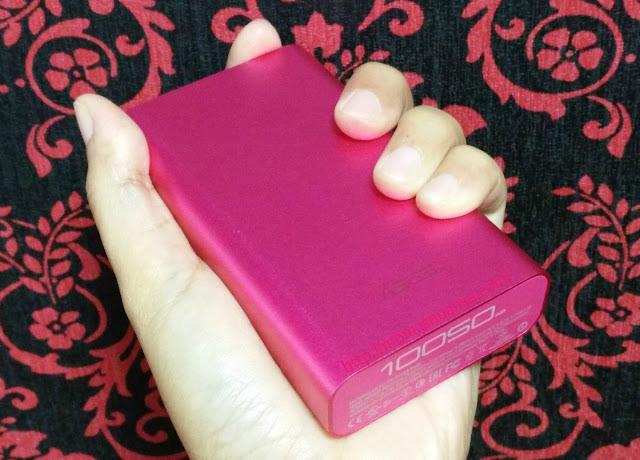 Ukuran Asus ZenPower Pro