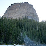 The Beehive at Lake Louise, Alberta, Canada in Lake Louise, Alberta, Canada