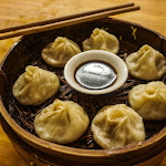 Chinese food is generally a little rough for Western palates, but xiaolongbao 小笼包 is a favorite: soupy dumplings!
