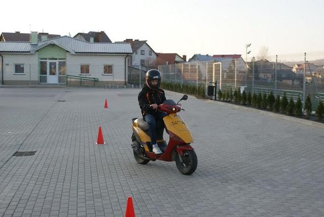 Karta motorowerowa Egzamin praktyczny - DSC01345_1.JPG