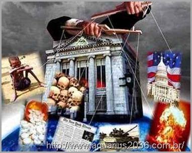 As invasões golpes e intervenções de américa (EUA) em diversos países pelo mundo e se não fosse o comunismo para como imposição a isso.