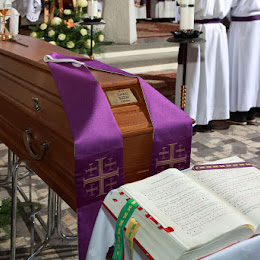 ks. Śleziak Łukasz - pogrzeb. Foto: Jacek Hajduga