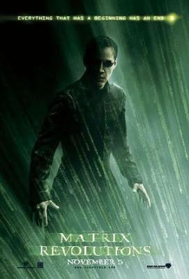 The Matrix Revolutions Poster