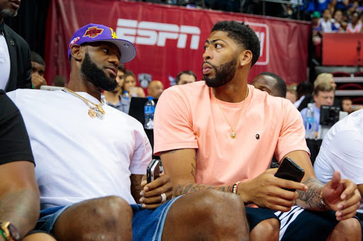 Christmas Day Nba Games 2019.Clippers Lakers To Headline Nba S 2019 Christmas Day