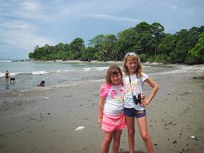 Photo: View along the beach