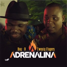 Ray B - Adrenalina (feat. Twenty Fingers) [2019 DOWNLOAD]