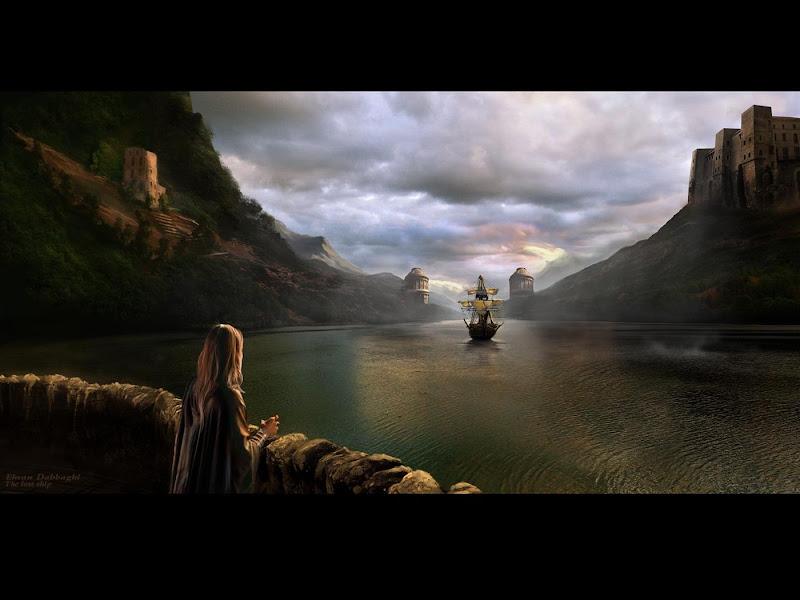 Bay Of Hopes, Magical Landscapes 1