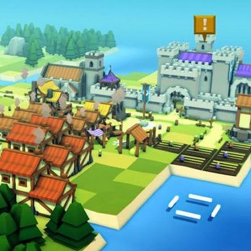 Kingdoms and Castles ist ein sehr unterhaltsames Städtebau-Spiel