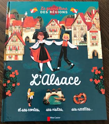 guide de l'Alsace enfant