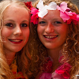Tropical beachparty Dorpsfeest Hallum
