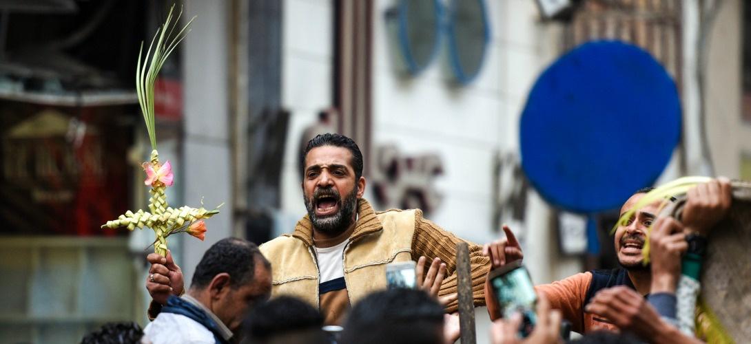 En Égypte Le Calvaire des Coptes