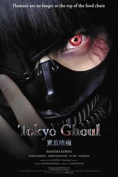 Baixar Filme Tokyo Ghoul (2018) Dublado Torrent Grátis