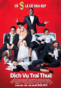 Dịch Vụ Trai Thuê - The Wedding Ringer poster