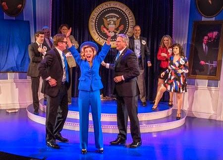 Hai kich ve hon nhan cua ong ba Clinton lai day song