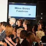 WWW.ENTSIMAGES.COM -     Miss Boss Fashion   collections at  LFW - Fashions Finest at Grand Connaught Rooms second show, London September 14th 2014                                                    Photo Mobis Photos/OIC 0203 174 1069