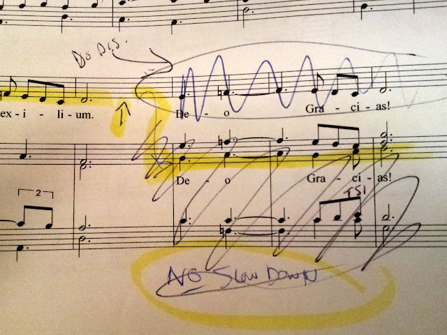My own musical notation