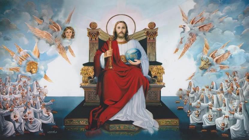 Đức Giêsu, Vua niềm tin