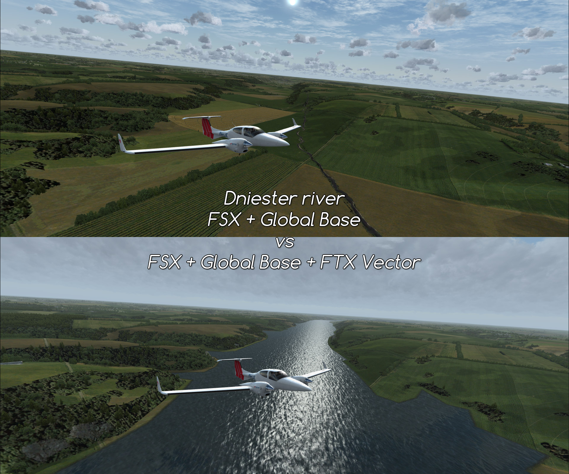 A guide to ORBX products (Global, Vector, openLC   ) • C-Aviation