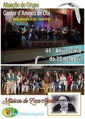 25ABR - Cantar Amigos Ota - 25.04.18