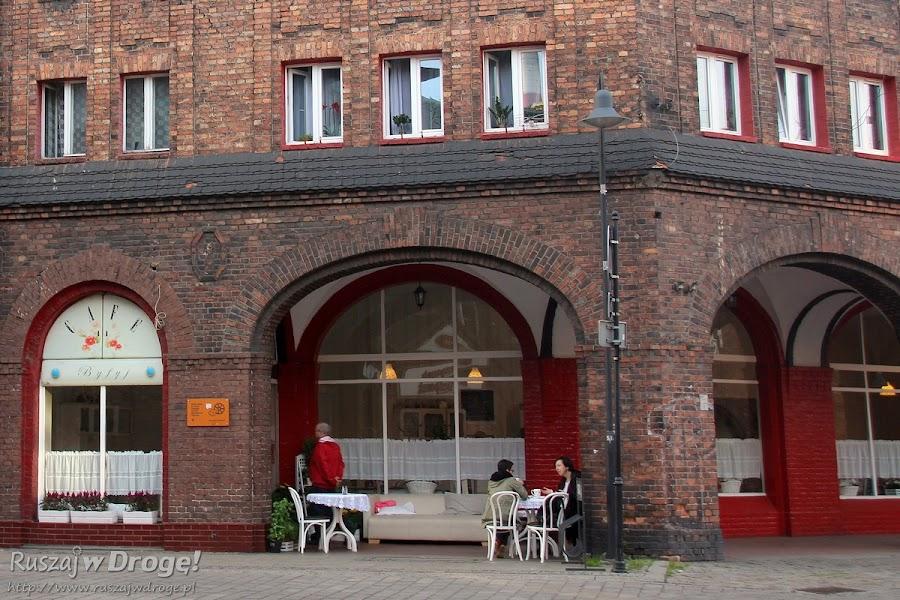 Osiedle robotnicze Katowice Nikiszowiec - Cafe Byfyj