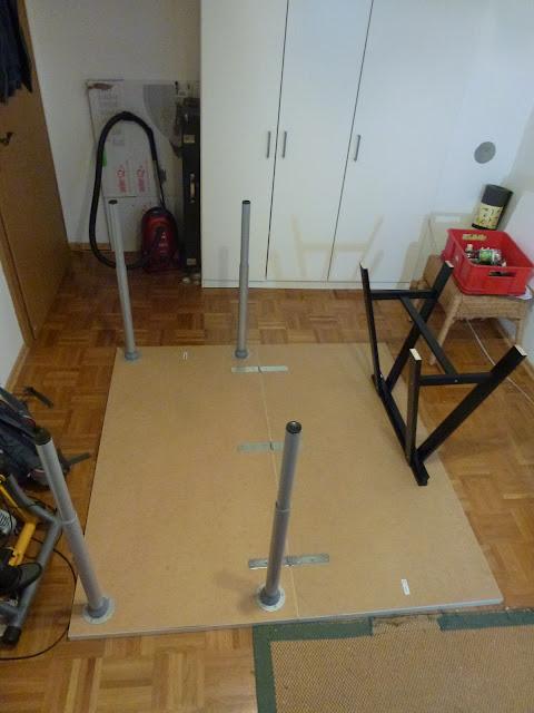 Spieltisch Unterbringung P1030959