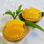 Passionfruit and Mango Glazed Tarts - Gluten Free.jpg