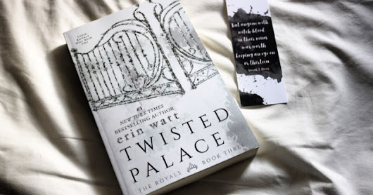 Twisted Palace, de Erin Watt