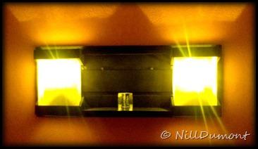 Luminária Moderna - Painel Parede - 04