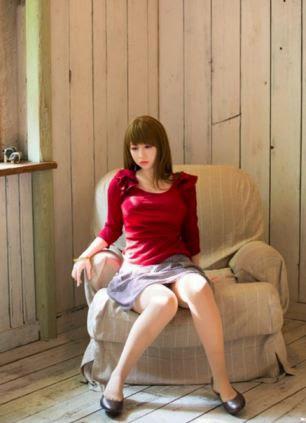 Dutch Wife, Boneka Seksi Buatan Jepang yang Sangat Mirip Manusia