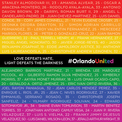 June 28 at 8 pm at the Dr. Phillips Center for the Performing Arts, Arts Groups Join Together for OneOrlando Fund Benefit