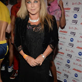 WWW.ENTSIMAGES.COM -     Helen Lederer   at      West End Bares 2014 - Nude Dunnit at Cafe de Paris, London September 7th 2014Annual dance/burlesque fundraising show hosted by TheatreMAD in aid of The Make A Difference Trust.  Photo Mobis Photos/OIC 0203 174 1069