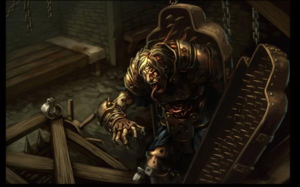 Torture, Evil Creatures 2