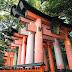 Day 3: Inari Temple - Kyoto, Japan