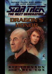 Dragon's Honor By Kij Johnson