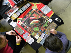 Themaplein - klingon monopoly