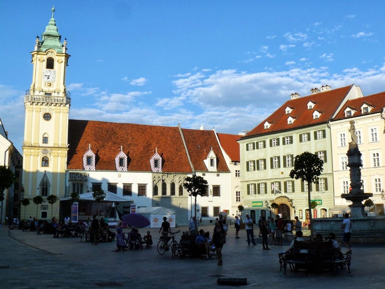 cosa vedere slovacchia
