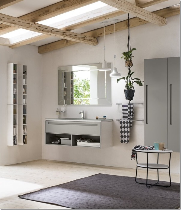 Arredare il bagno con i mobili Inda Progetto