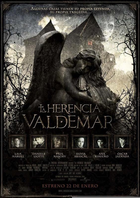 La herencia Valdemar (José Luis Alemán, 2.009)