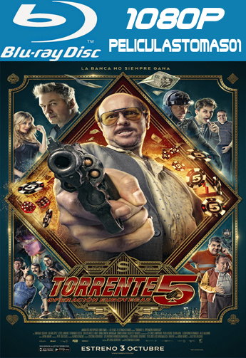Torrente 5: Operación Eurovegas (2014) BDRip m1080p