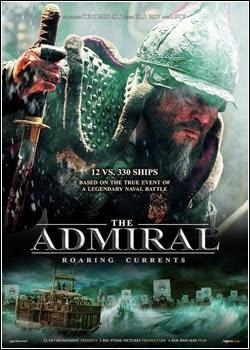 O Almirante Correntes Furiosas Dublado