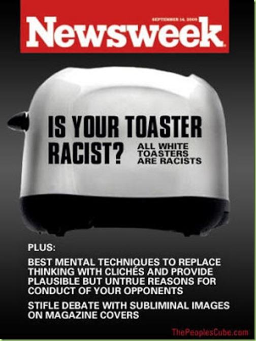 Racist Toaster