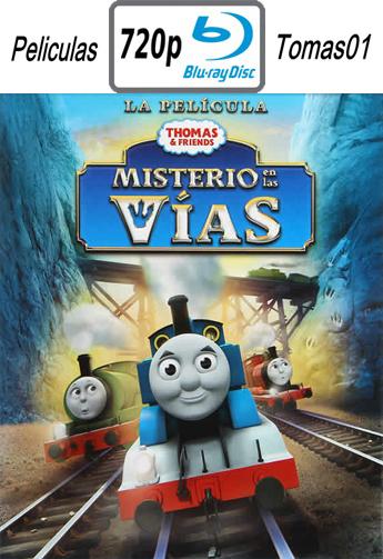 Thomas & Friends: Misterios en las vías (2014) BDRip m720p