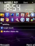 vhome1 Download Hipologic Live (Signed): create a new look menu Nokia s60v3