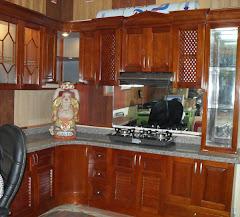 Tủ bếp đẹp MS-100