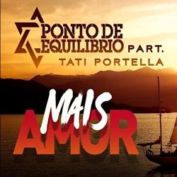 Capa Mais Amor – Ponto de Equilíbrio part. Tati Portella