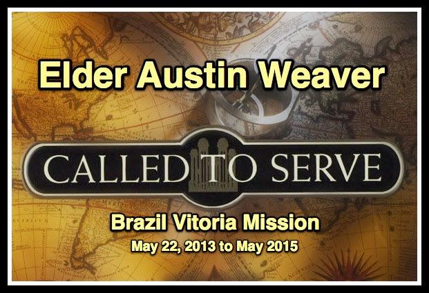 Elder Austin Weaver