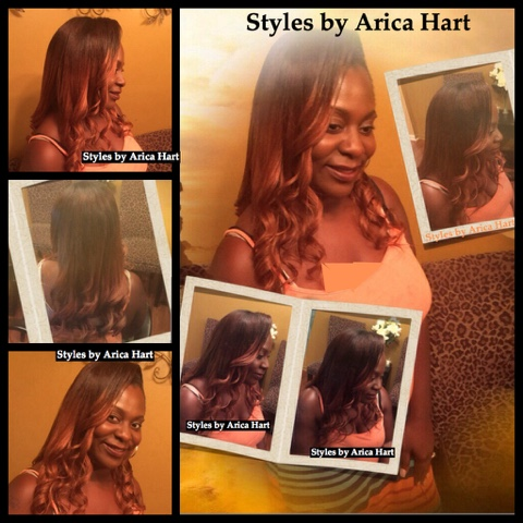 Weave, hair styles, hair image, protective styles
